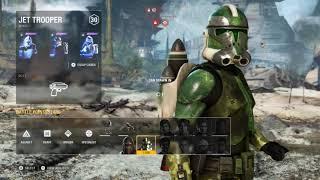 Commander Gree Defends Kashyyyk - Star Wars Battlefront 2