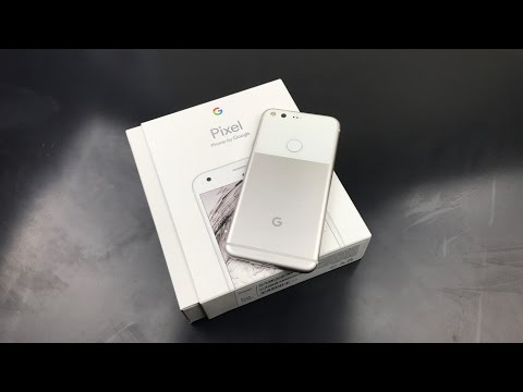Google Pixel: Unboxing & Initial Review...