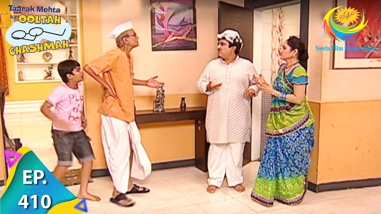 Download Taarak Mehta Ka Ooltah Chashmah - Episode 410 - Full Episode