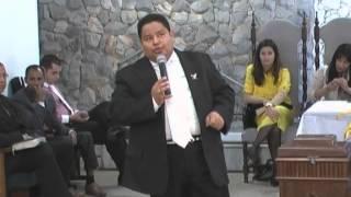 Pastor Gilberto Fernandes na Batista da Floresta Parte 04