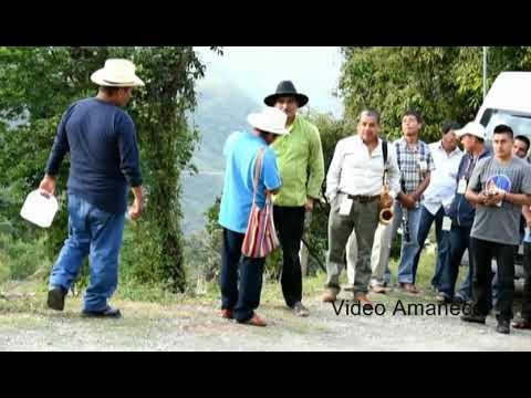 La banda de San Juan Tabaá llega a Santo Domingo Albarradas