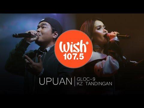 "Gloc-9, KZ Tandingan Perform ""Upuan"" LIVE On Wish 107.5"