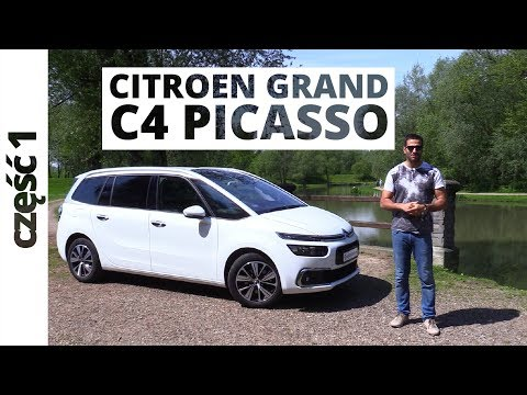 Citroen Grand C4 Picasso 1.6 THP 165 KM, 2017 - test AutoCentrum.pl  #334