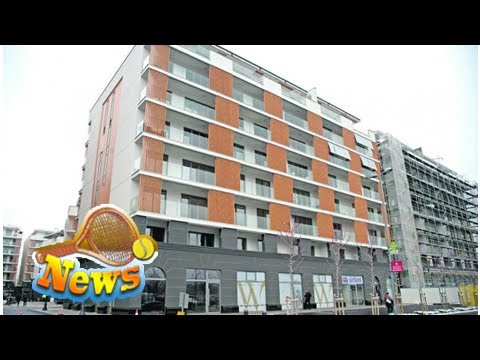 Here is the new amazing penthouse bought by novak djokovic in belgrade