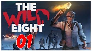 The Wild Eight - Часть 1 - Суровое Выживание!(Здравствуйте, меня зовут Славик, и я Одессит. The Wild Eight — это суровое приключение в случайно генерируемом..., 2017-02-13T13:00:02.000Z)