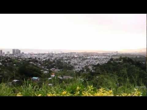 Port of Spain Cityscape