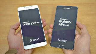 Samsung Galaxy C9 Pro vs Galaxy A9 Pro Speed Test. ▻▻ Subscribe Now...