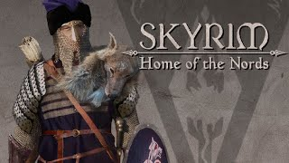 Skyrim: Home of the Nords Review (a Morrowind mod)