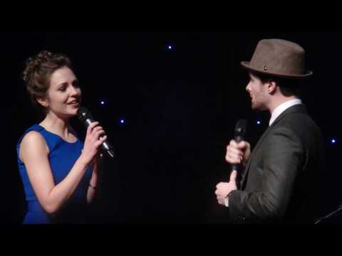 Bandstand First Look  Laura Osnes and Corey Cott