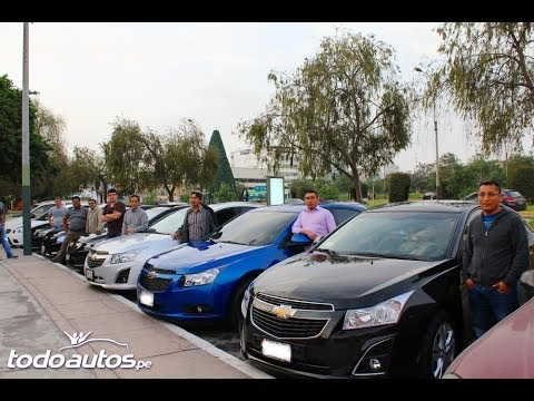 Conoce al Club Chevrolet Cruze Perú I Todoautos.pe