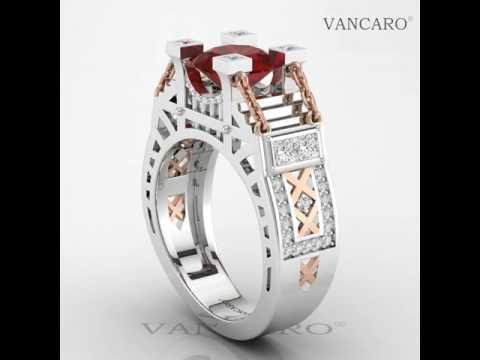Vancaro Bridge Promise Ring