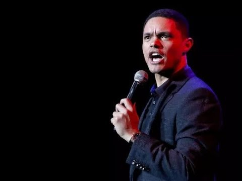 Trevor Noah Says He Grew Up 'In The Shadow Of A Giant' His Mom
