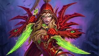 [Warcraft] История Валиры Сангвинар