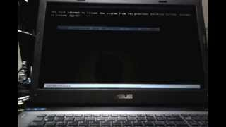 ASUS G73JH hard drive beeping during boot then boot failure