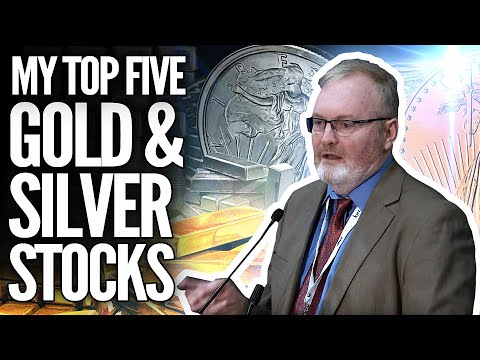 Top 5 Candidates for the Gold & Silver Stock of 2020 - Jeff Clark