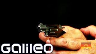 Spionagegadgets im Kalten Krieg | Galileo | ProSieben