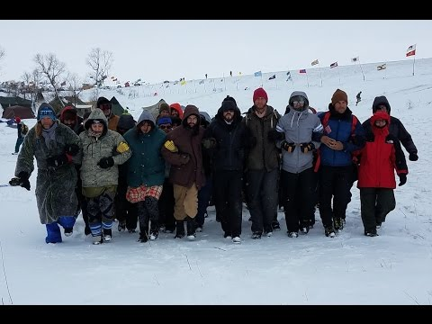 Hawaiians at Standing Rock - From Mauna Kea to North Dakota with Andre Perez