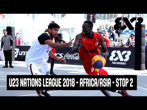 FIBA 3x3 U23 Nations League 2018 - Africa/Asia - Stop 2 - Re-Live - Ulaanbaatar, Mongolia
