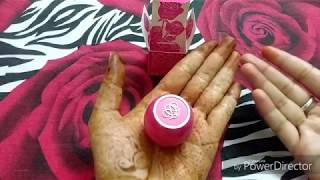 Oriflaime(Tender Care Rose Protecting Balm)#5 ways how to use it.