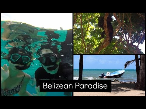 BELIZE | A Honeymoon in Paradise