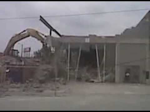 Downtown Nashville Demolition - Rocketown & Music City Center Project : Commercial Real Estate