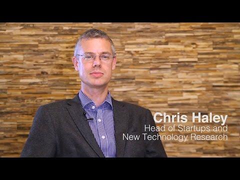 Christopher Haley, Nesta - Europe's Corporate Startup Stars