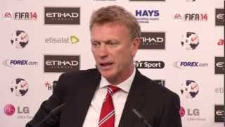 City battering my worst defeat says Moyes.