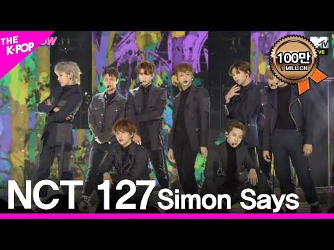 NCT 127, Simon Says [THE SHOW 181127]