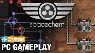 SPACECHEM PC Gameplay