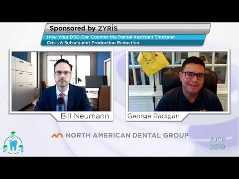 George Radigan of North American Dental Partners and Rolando Mia of Zyris - Episode 5
