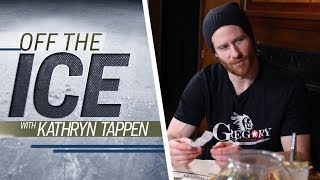 Get to know Chicago Blackhawks' Duncan Keith | 'Off the Ice' with Kathryn Tappen | NHL on NBC