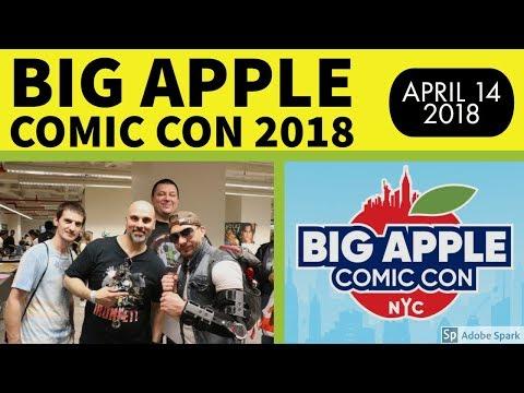 BIG APPLE COMIC CON 2018 - VIEWER MEET UP