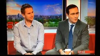 BBC Breakfast Aurelio Malo