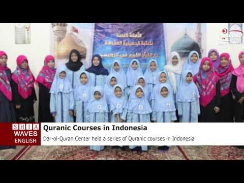 Karbala Dar-ol-Quran Center Holds Quranic Courses in Indonesia
