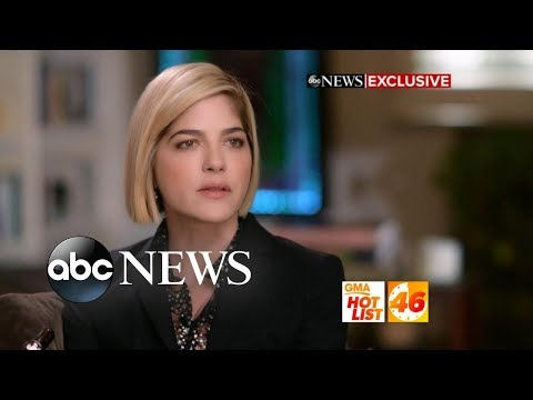 'GMA' Hot List: Selma Blair on her reaction to being diagnosed with MS