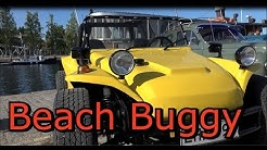 Beach Buggy- Rantakirppu Sports car