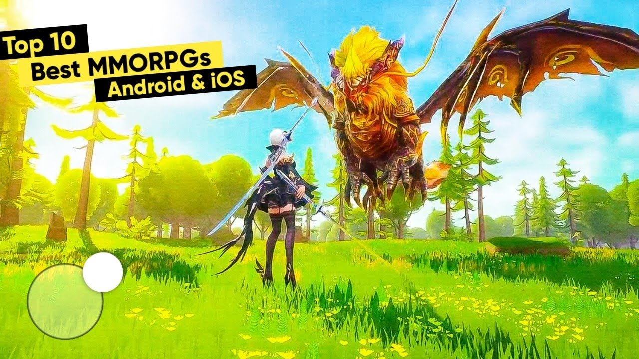 Download Top 10 Best MMORPG for Android & iOS 2021 | Top 10 New MMORPG Games for Android & iOS 2021