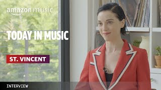 St. Vincent: The Today in Music Interview