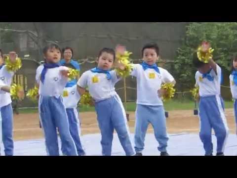 141126 Dong dien the duc cua Kinder Blue Koala House NHT