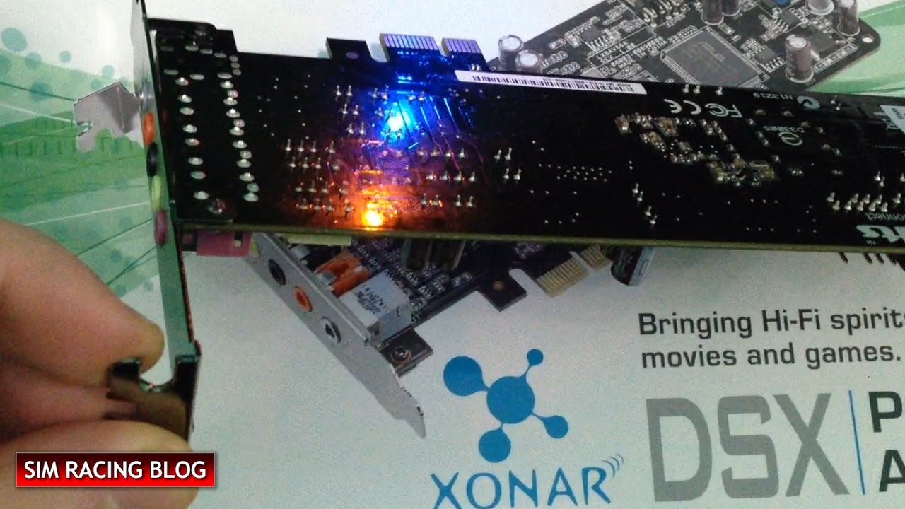 ASUS XONAR DSX 64BIT DRIVER