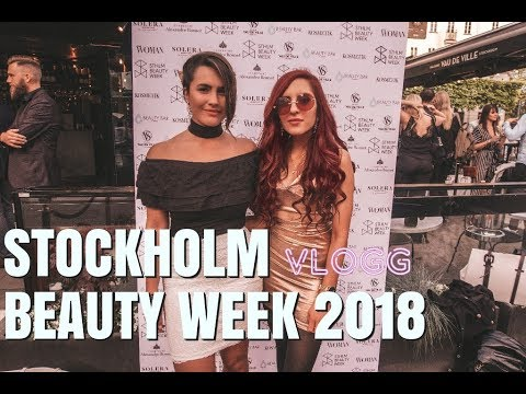 ★ STOCKHOLM BEAUTY WEEK / IDA WARG EVENT / SCANDIC EVENT ★