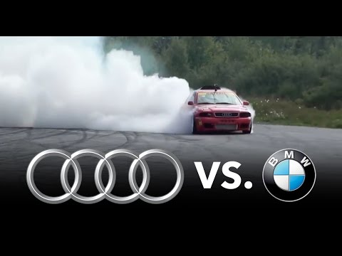 bmw vs audi best compilation ever youtube. Black Bedroom Furniture Sets. Home Design Ideas