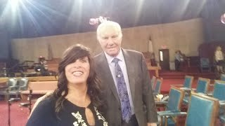 Meeting Jimmy Swaggart & Behind the Scenes at His Pentecostal Church