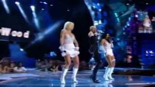 Madonna Britney Christina and Missy Eliot VMA 2003 MTV HD 720
