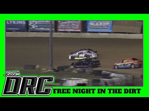 Florence Speedway | 5/12/18 | Hornets | Free Night In The Dirt