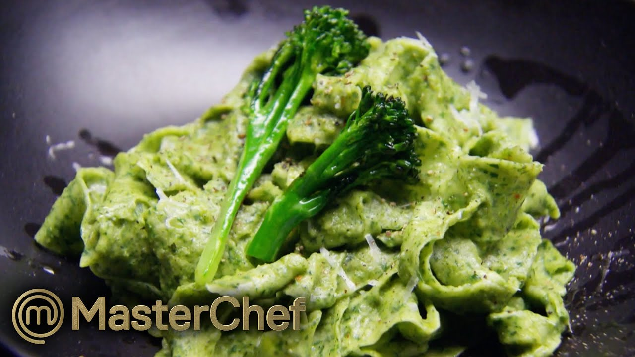 A Dish Inspired By Childhood Memory  | MasterChef Australia