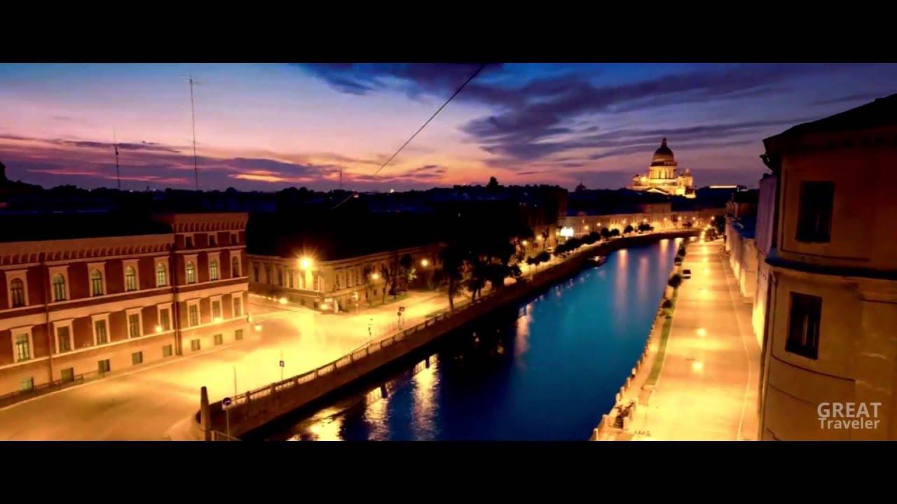 Очень красивое видео Санкт Петербург город мечты!!! - YouTube
