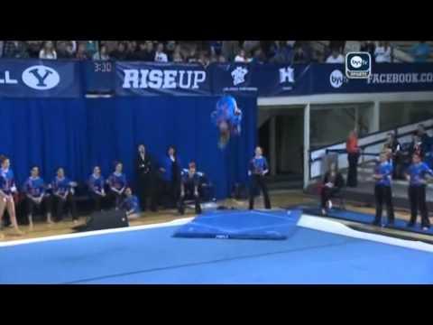 2012 NCAA Women's Gymnastics: Boise State @ BYU (full).avi