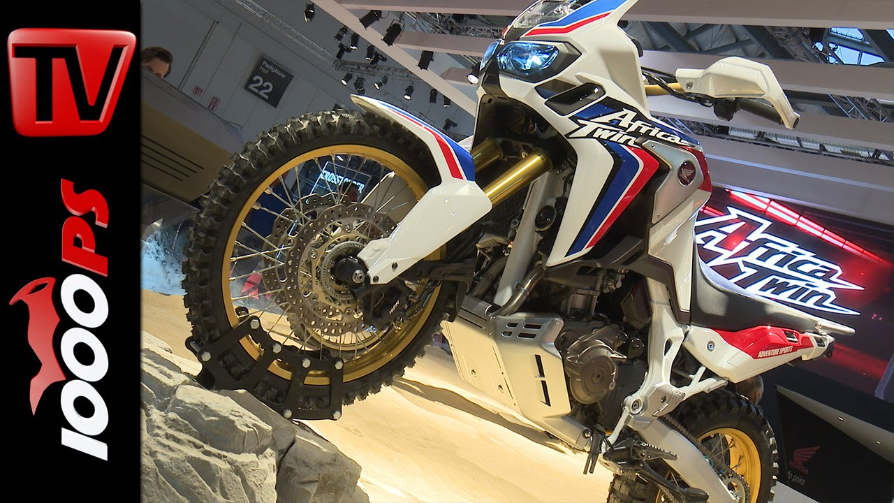 honda africa twin 2016 price specs versions youtube. Black Bedroom Furniture Sets. Home Design Ideas