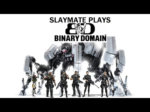 Binary Domain Ep 2. Girls & Spiders.